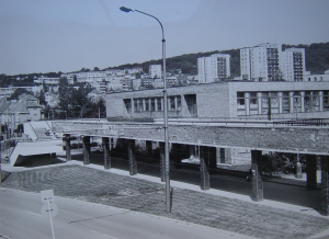 Archivní snímek budovy ZS MEDISPOL před rozsáhlou rekonstrukcí